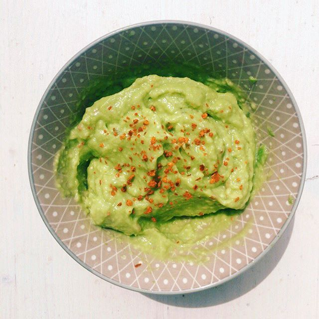 ...to this! #yummy #guacamole #vegan #healthy #food #foodie #instadaily #foodblogger #foodblogger_de #style #fitness #gym #training #lecker #tflers #igersgermany