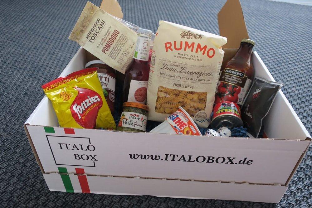 Italien aus der Box!