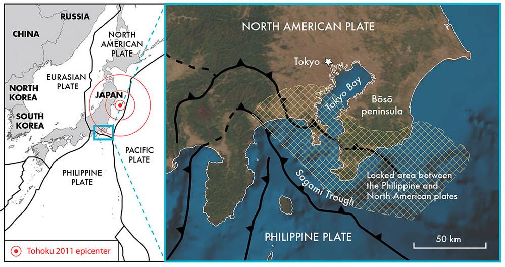 Tokyo Tectonics