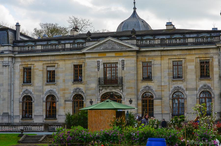 The Enghien Chateau.