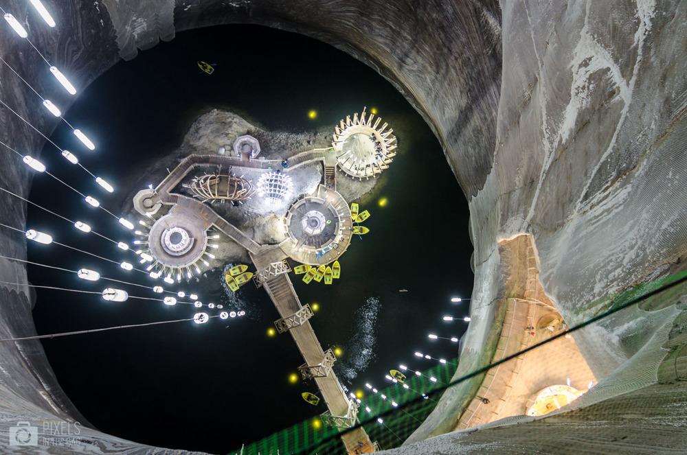 Mine de sel à Turda