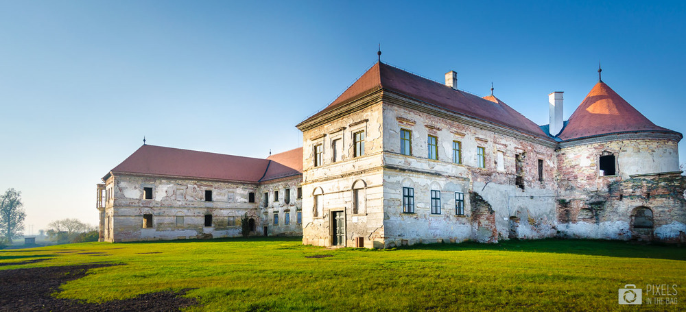 Château Bánffy de Bonțida