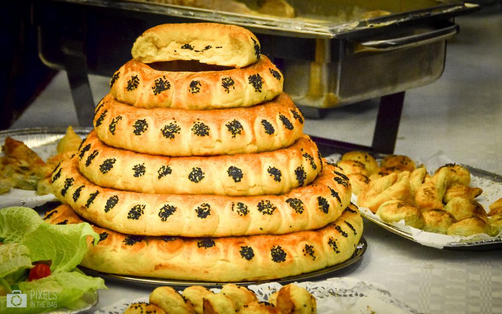C'est l'heure du pain décoré