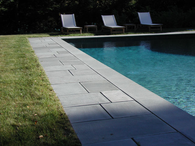 Here Is A Wonderful Pool That Was Built In 1963 But Mainly Needed Its Cracked Concrete Deck Removed And Replaced With Something More Keeping