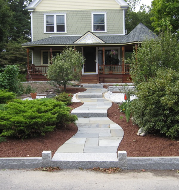 Design Capabilities Natural Path Landscaping