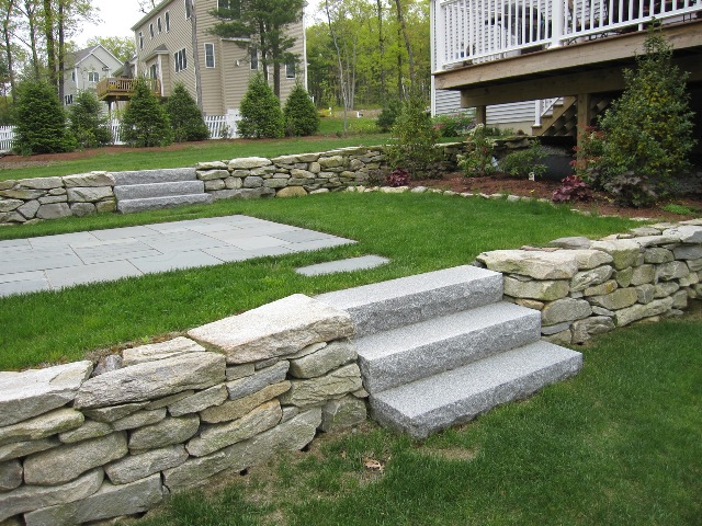 Landscape Design In Ma Natural Path Landscaping