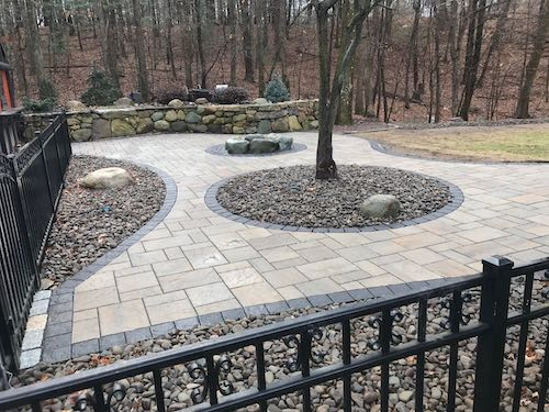Permeable Patio surrounded by Stone 1.jpg