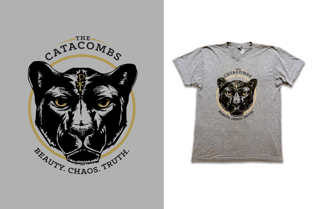 Catacombs Dive Helmet Shirt Image_Panther.jpg
