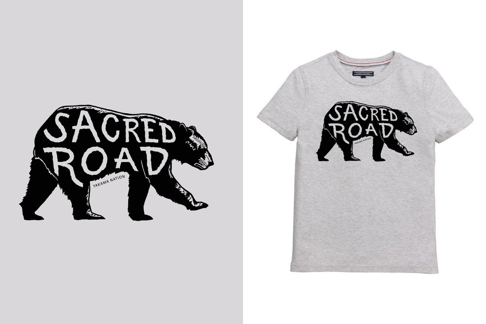 Sacred Road T Shirts Image_Bear.jpg