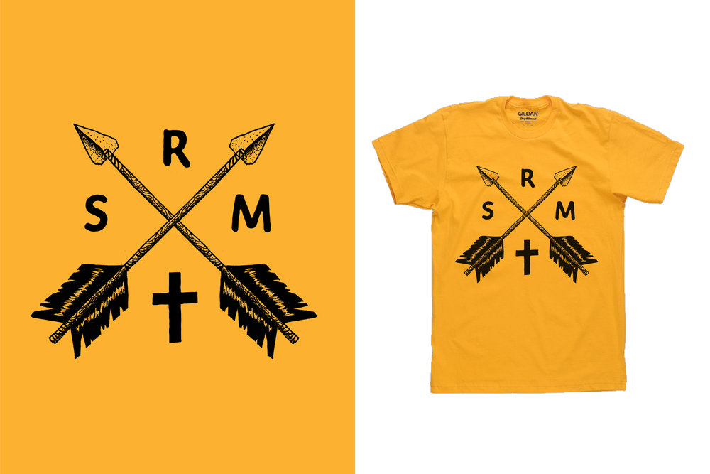Sacred Road T Shirts Image_Arrows.jpg