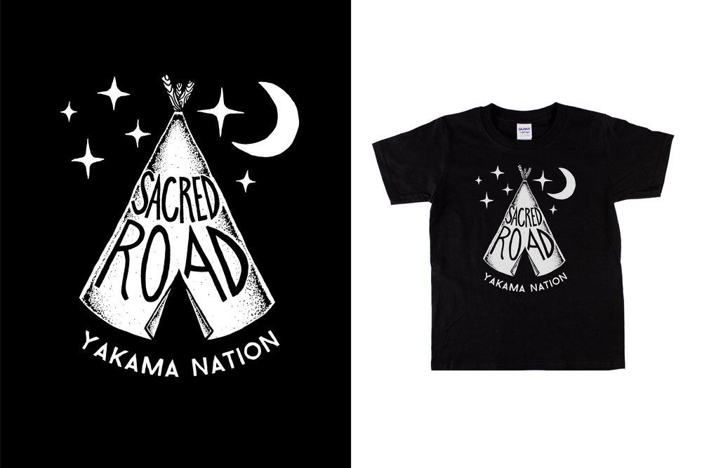 Sacred Road T Shirts Image_Tipi.jpg
