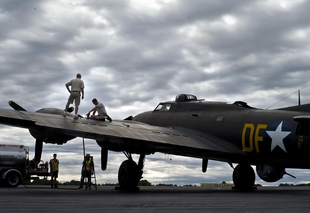 B-17 Dawn