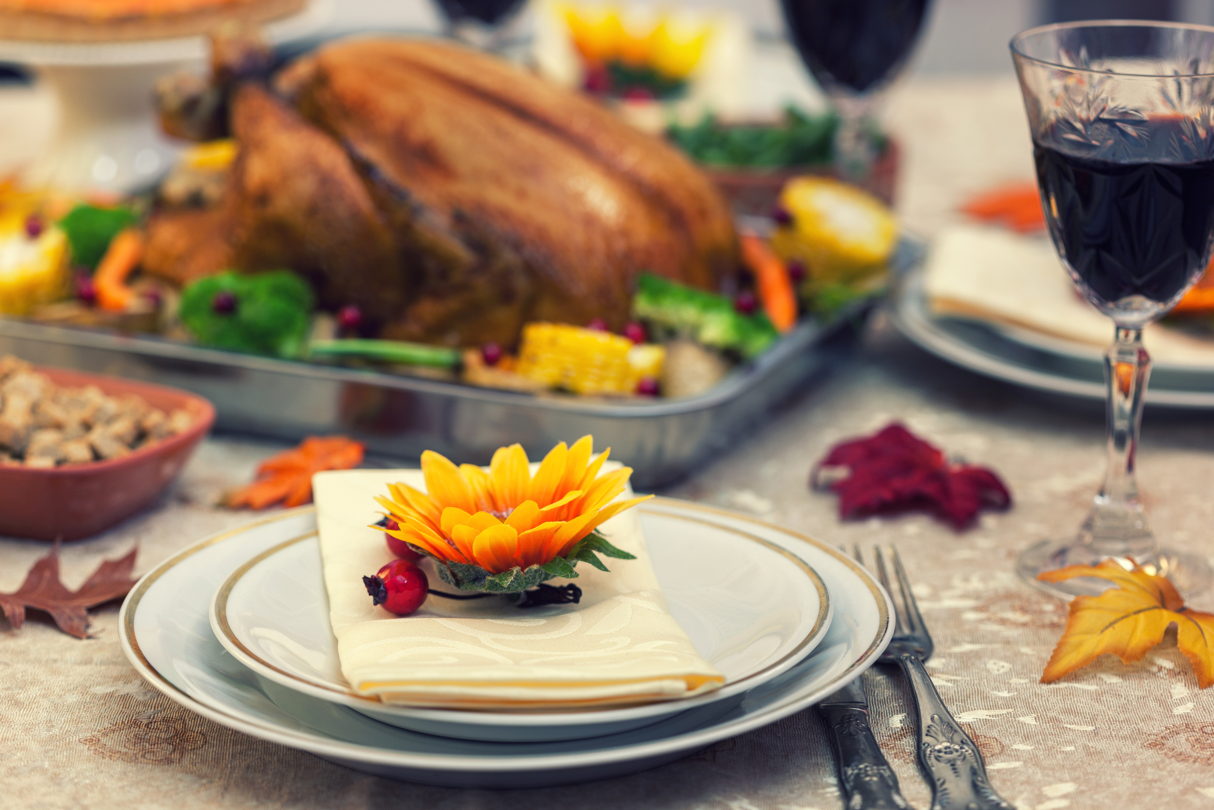 Delicious and healthy recipes for the holidays
