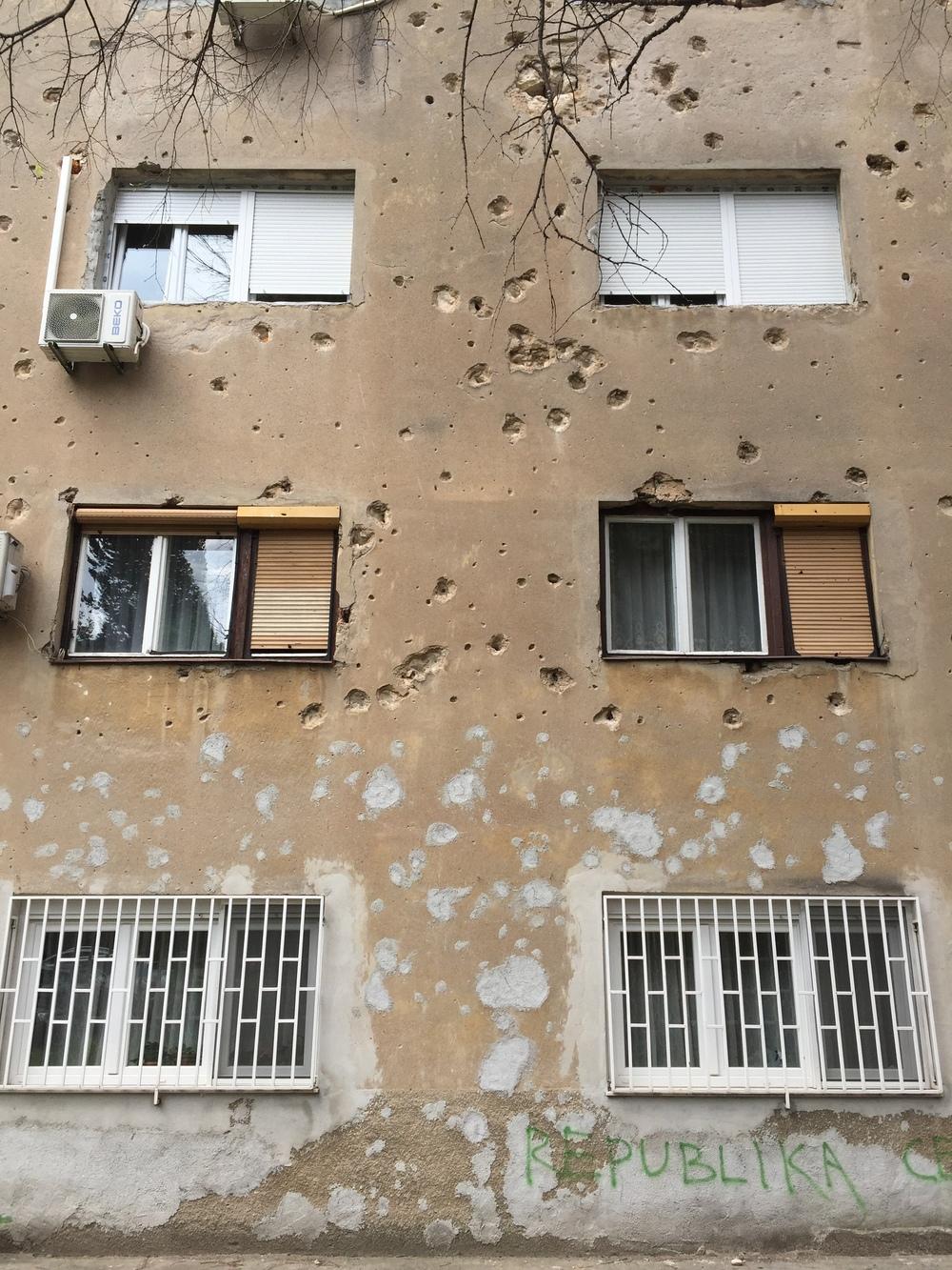 Kriegsschaeden-Mostar