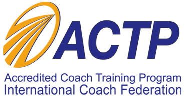 Cheryl trained with an accredited ICF and ACTP coaching program.