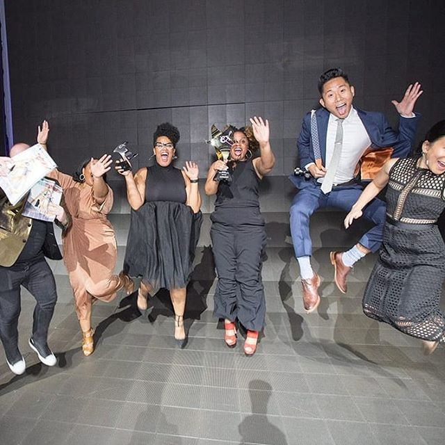 Remember around this time last year we won the biggest award for producing the dopest event for the most popular brand? We are all seperated now but and doing other things but I just  Love this photo.  @andrewyoo and @sheenajulio got some serious airtime in their jump! Nice.