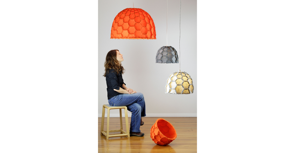 Nectar small and large half lampshade 02 - Designer Designtree.jpg