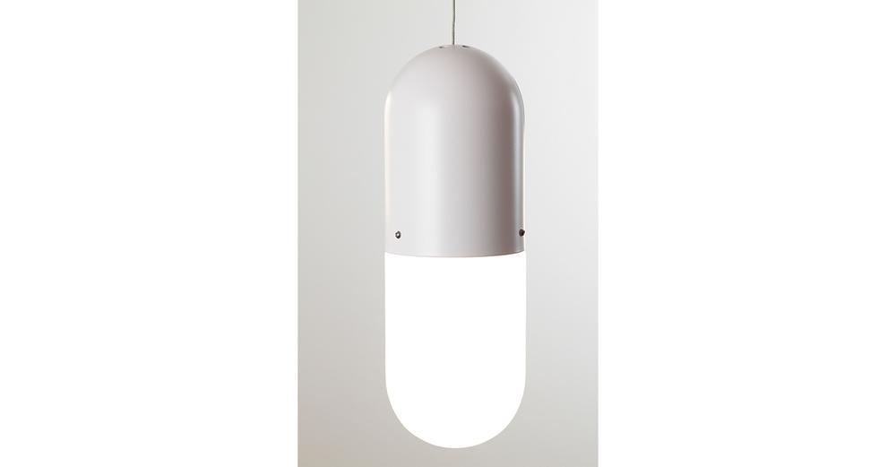 Pil Pendant white Aluminium - Designer Designtree.jpg