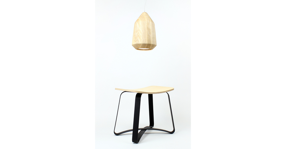 Acorn pendant and Zax stool - Designer Designtree.jpg