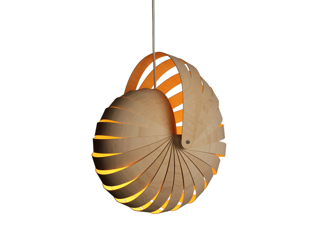 Nautilus lampshade med natural white background - Designer Designtree.jpg