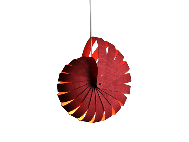 Nautilus lampshade small red white background - Designer Designtree.jpg