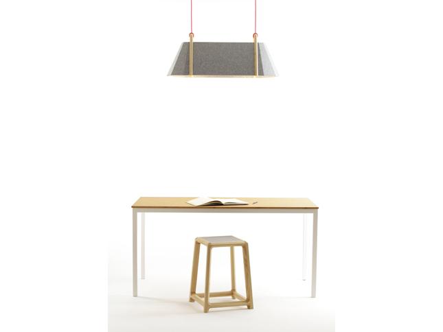 Frankie double pendant & Chamfer stool insitu 04 - Designer Designtree.jpg