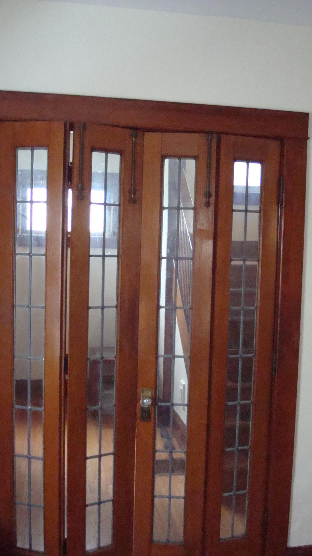 Brand New Windowed Door Installed