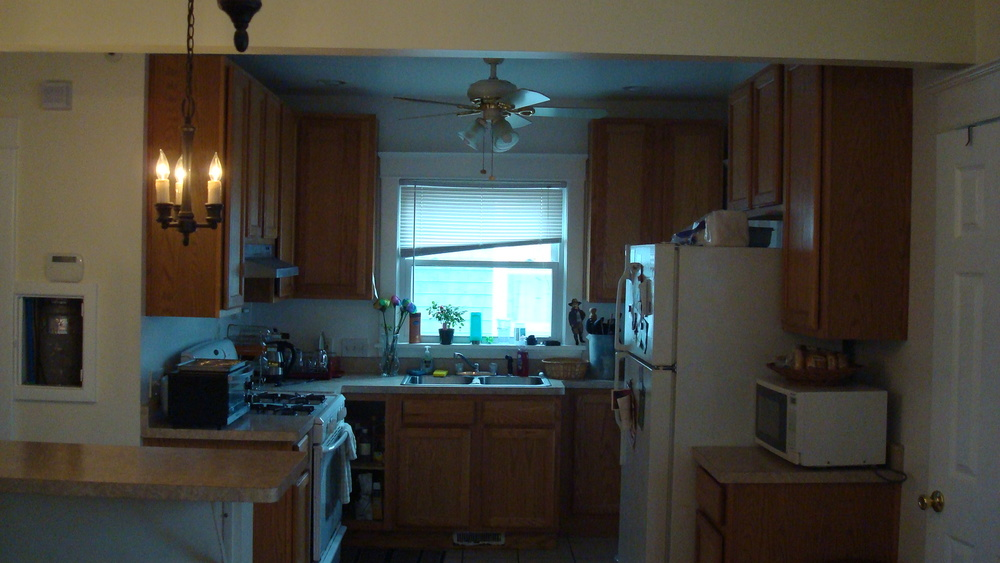 Quaint Kitchen in Rochester New York Home For Rent