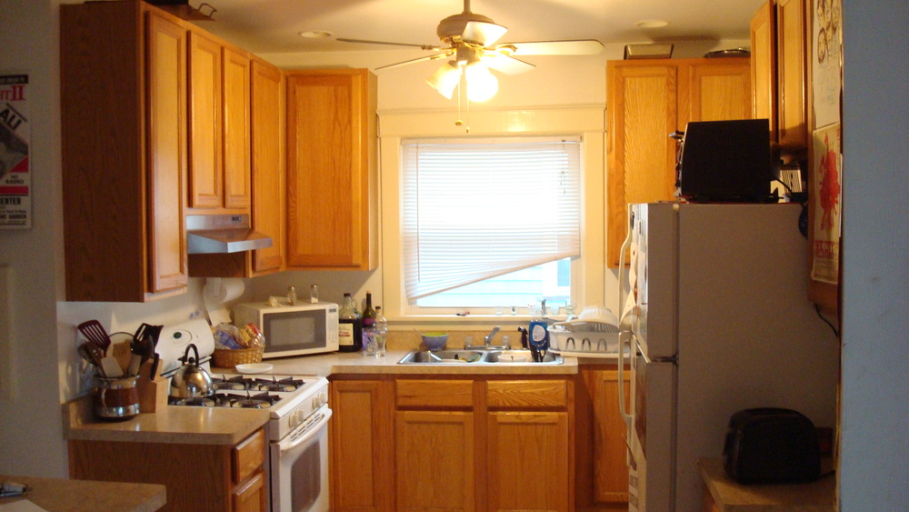 Student Home Kitchen Rochester NY