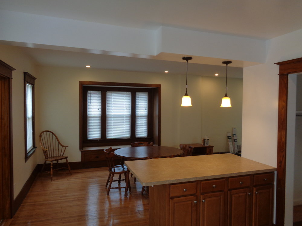 Beautiful Kitchen Counter Top in this Affordable Home For Rent Located Within The Rochester NY City Limits.