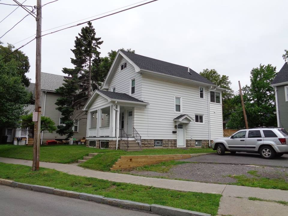 Newly Renovated Grey 4 Bedroom Home Conveniently Located Near RIT.  Perfect for students who need affordable, clean, housing in a safe area that is near their campus.