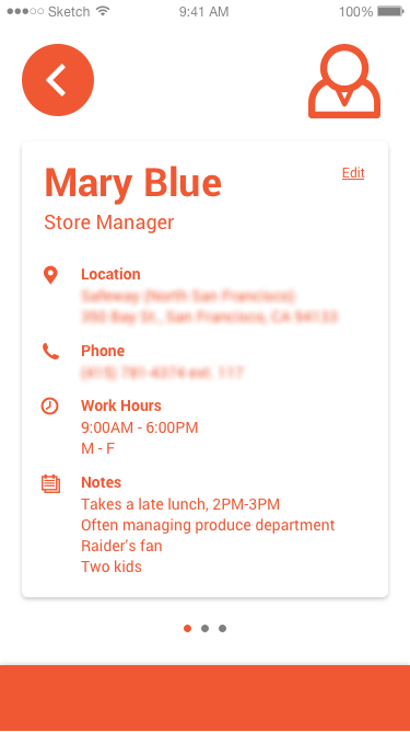 View store manager