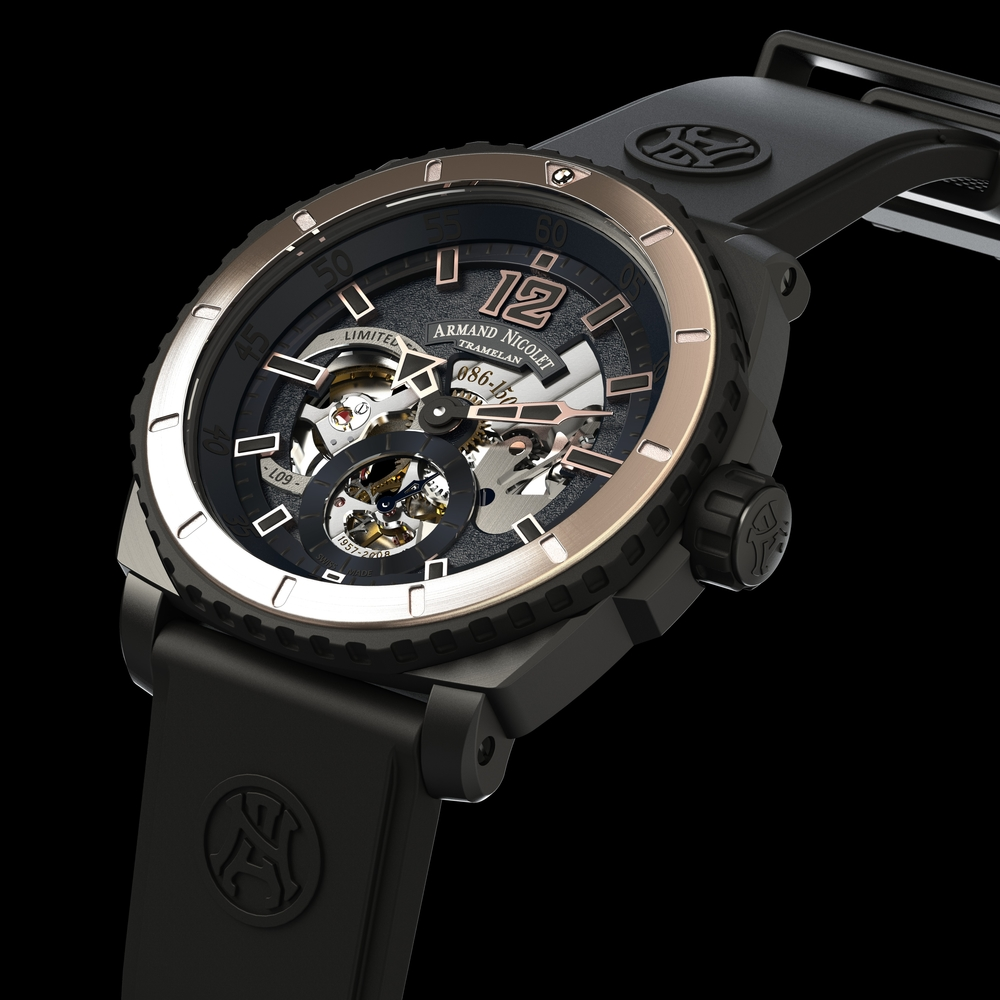 Armand nicolet l09 swiss watches armand nicolet chronolux fine watches for Armand nicolet watches