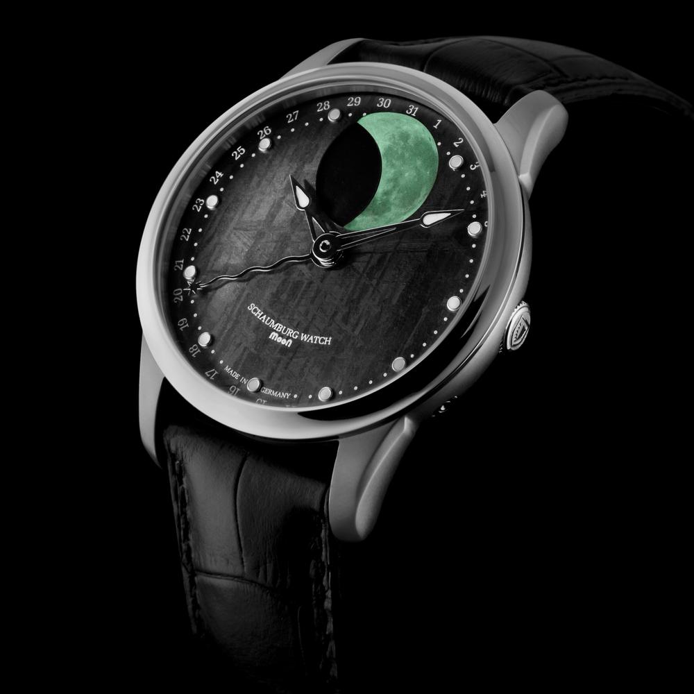 Schaumburg Watch Perpetual MooN Meteor