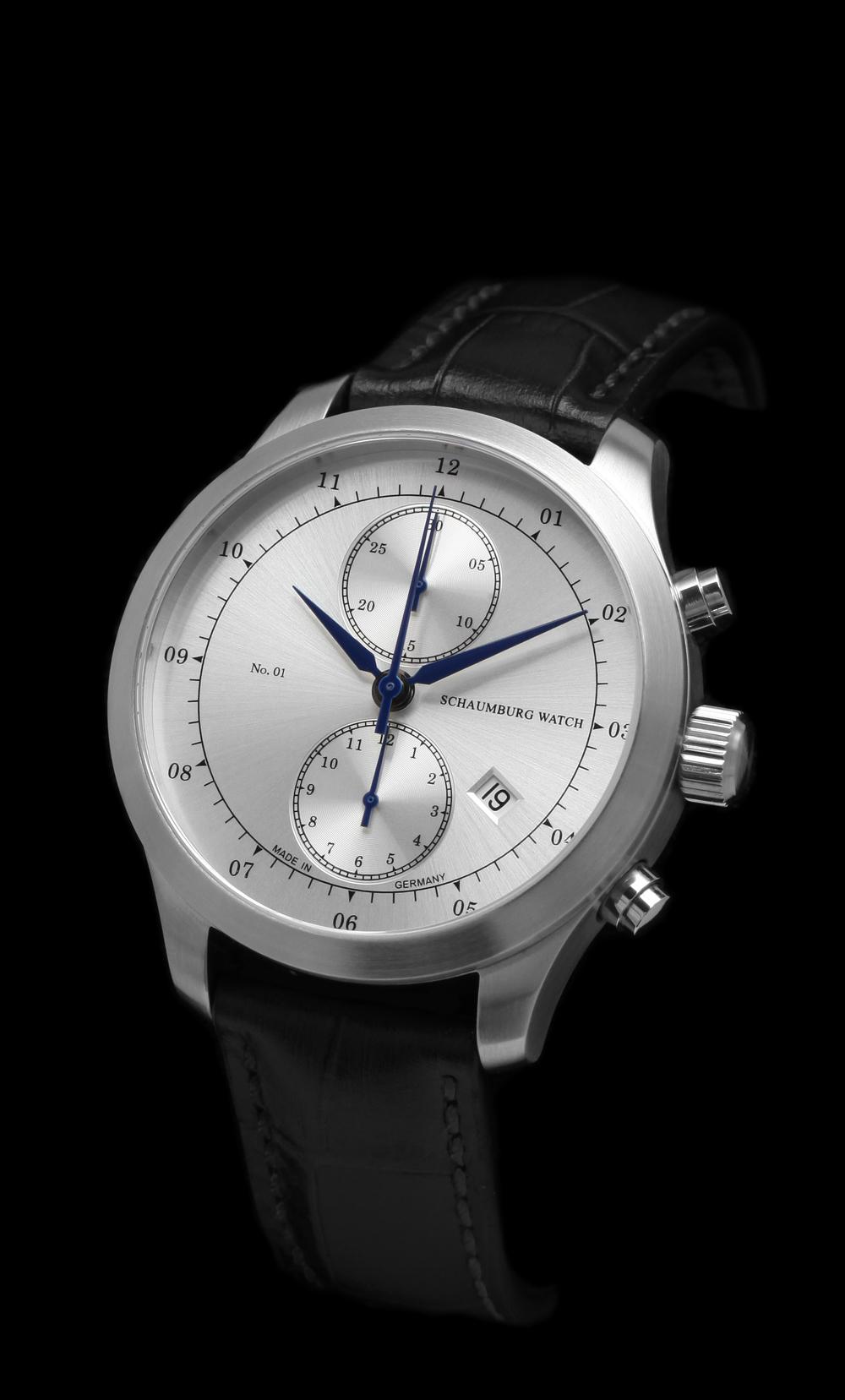Schaumburg Watch Chronograph No. 01