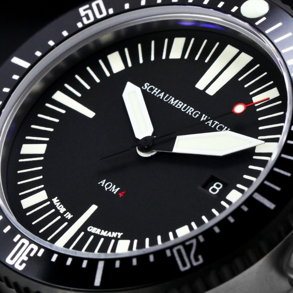 Schaumburg Watch AQM 4 1/2