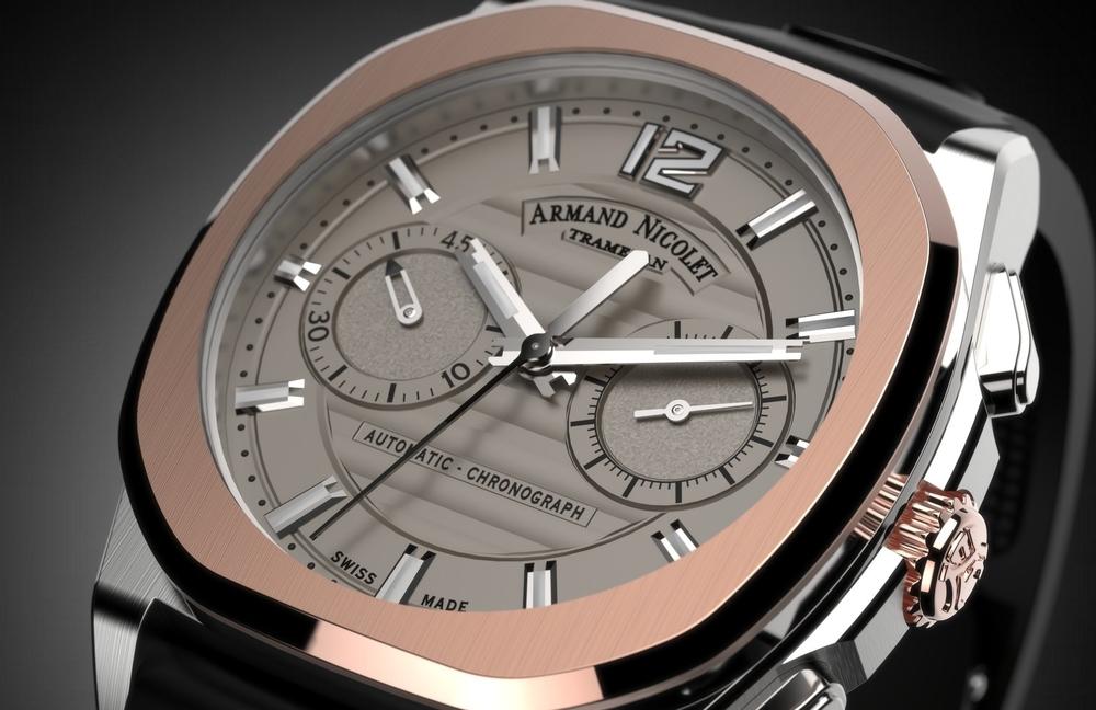 Armand nicolet j09 armand nicolet swiss watches chronolux fine watches for Armand nicolet watches