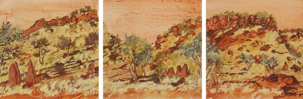 Gillarong Hills 2009