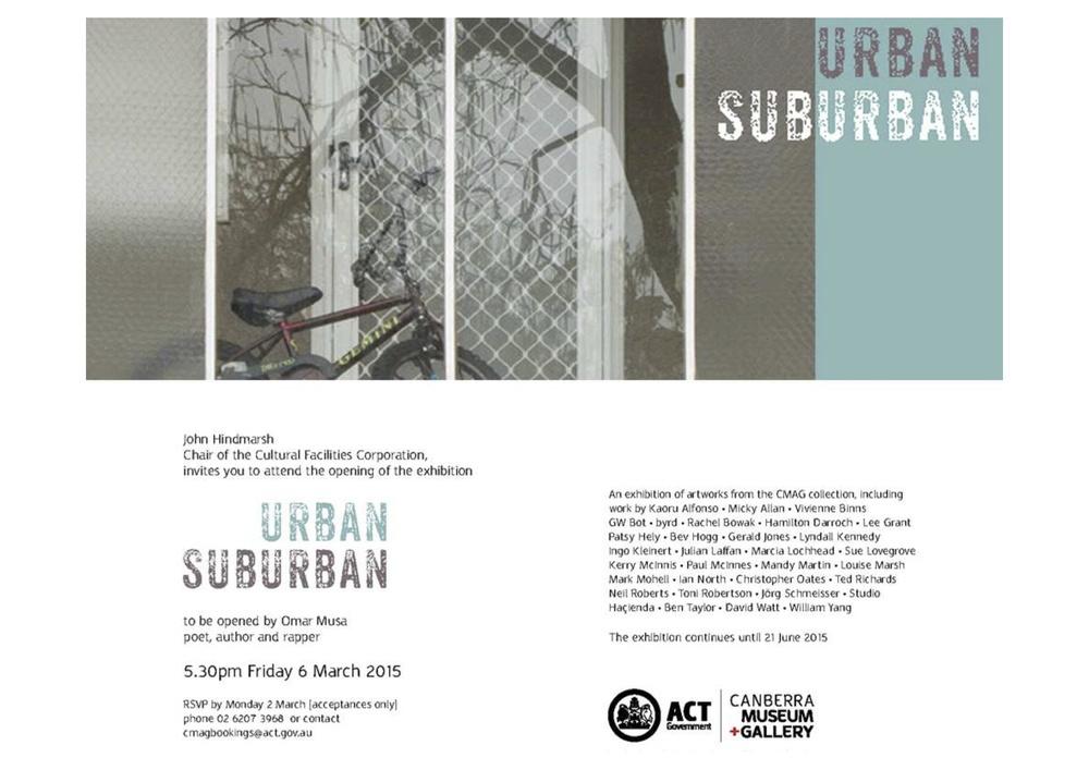 Urban suburban opening flyer