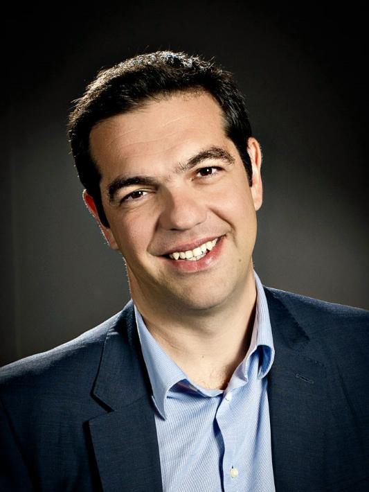 Alexis Tsipras, premijer Grčke