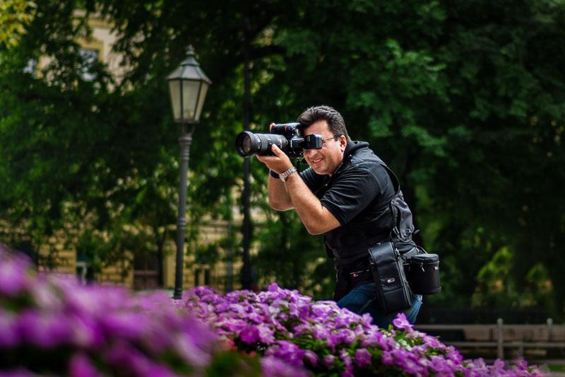 Lead photographer: Robert Crc