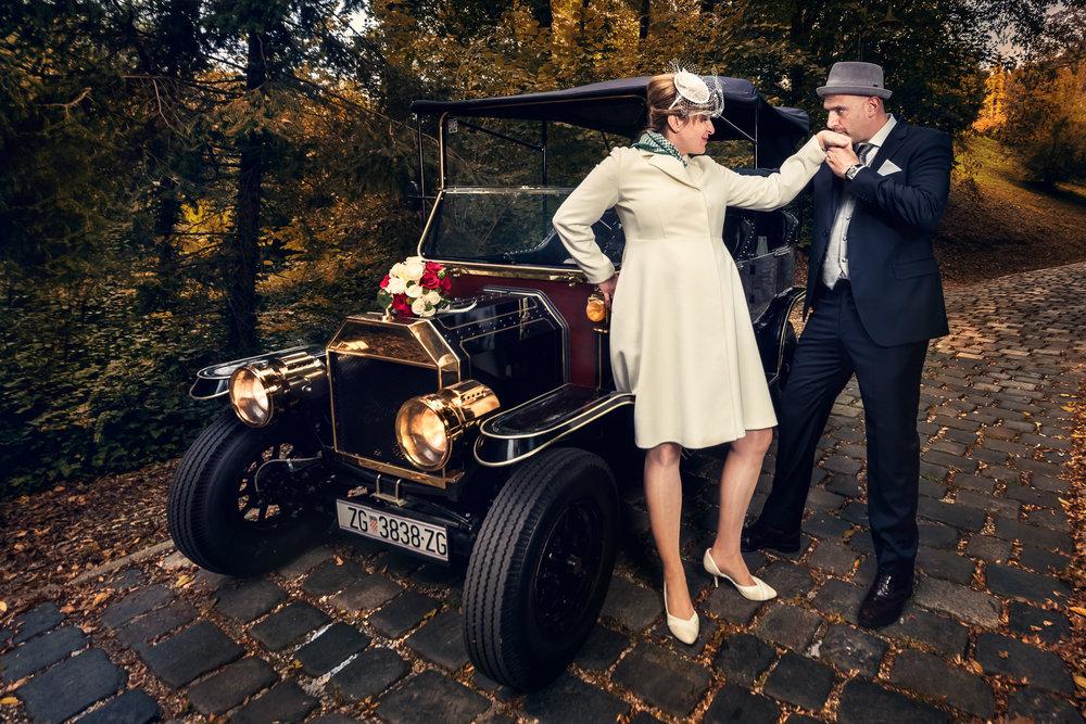 fotografiranje vjenčanja Dubravkin put