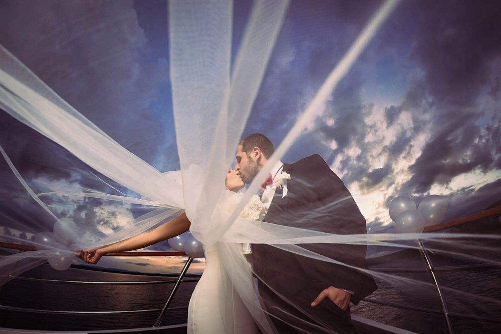 Fotografija vjenčanja more