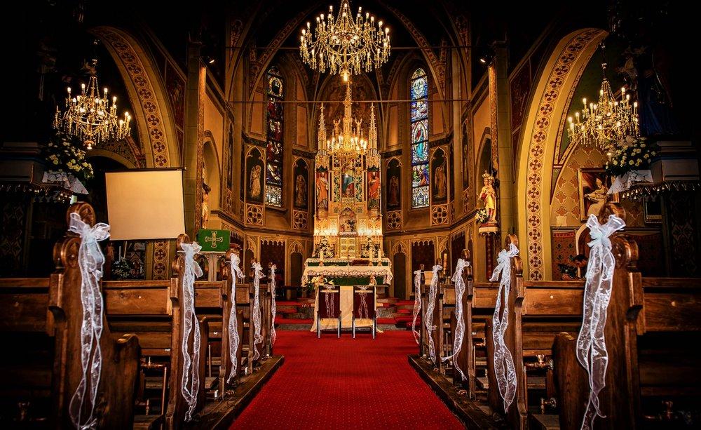 obred crkvenog vjenćanja