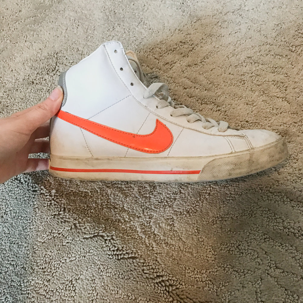 From-Coast-to-Coast-Nike-paint-DIY-5- 0e1cfdb1cb5c