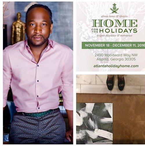 jason mitchell for atlanta homes lifestyle holiday home black