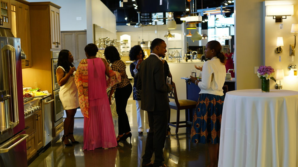 Black Interior Designers Network Event