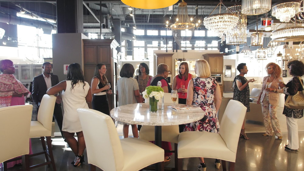 Black Interior Designers Conference Event