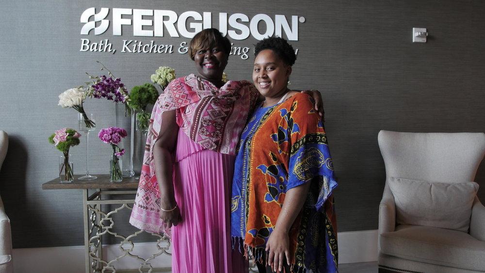Ferguson Enterprises Hosts Event for the Black Interior Designers
