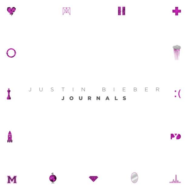 Justin Bieber Journals